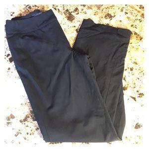 Women's Ann Taylor Wool Black Dress Pants Size 0